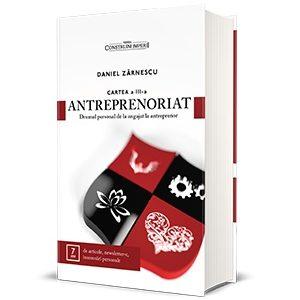 cartea antreprenoriat