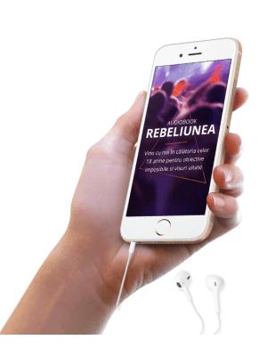 cartea audio rebeliunea