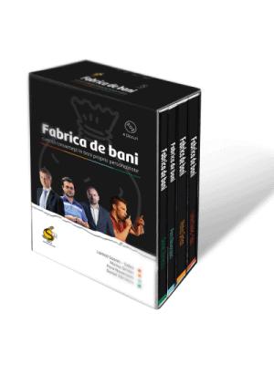 Pachet Audio Fabrica De Bani