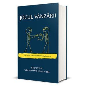 cartea jocul vanzarii